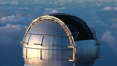 España podrá observar galaxias muy lejanas gracias al nuevo telescopio Emir