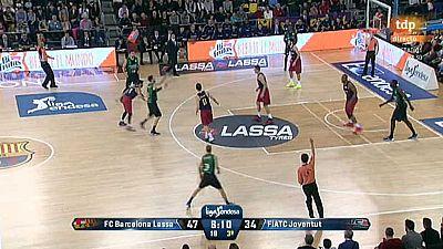 Baloncesto - Liga ACB. 11� jornada: FC Barcelona Lassa - Fiatc Joventut - ver ahora