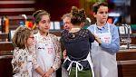 MasterChef Junior 3 - Ramón, Chloe y Martu, eliminados