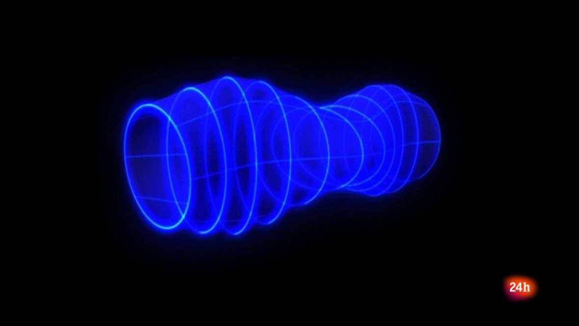 Lab24 - Ondas gravitacionales, tecnología 4K y patrimonio industrial