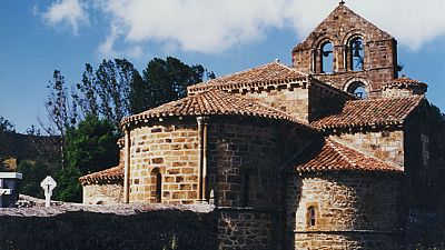 A vista de p�jaro - Palencia
