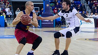 Baloncesto - Liga ACB. 12� jornada: FC Barcelona Lassa - Dominion Bilbao Basket - ver ahora