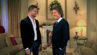Raphael canta 'Te deseo muy felices fiestas' con David  Bisbal