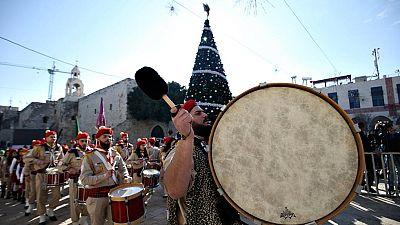 Nochebuena bajo un clima de violencia en Belén