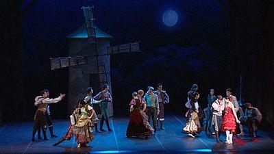'El Quijote' llega en forma de ballet gracias a la Compañía Nacional de Danza