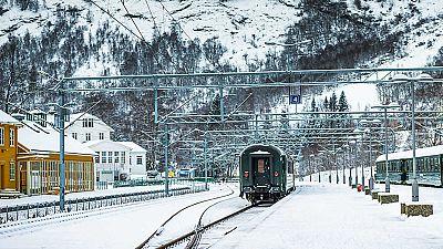 Grandes documentales - Grandes viajes ferroviarios continentales: De Copenhague a Oslo - Ver ahora
