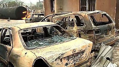 Una explosión en un almacén de gas en Nigeria provoca decenas de muertos