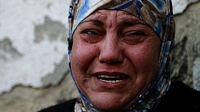 Ola de violencia entre palestinos y el ejército israelí