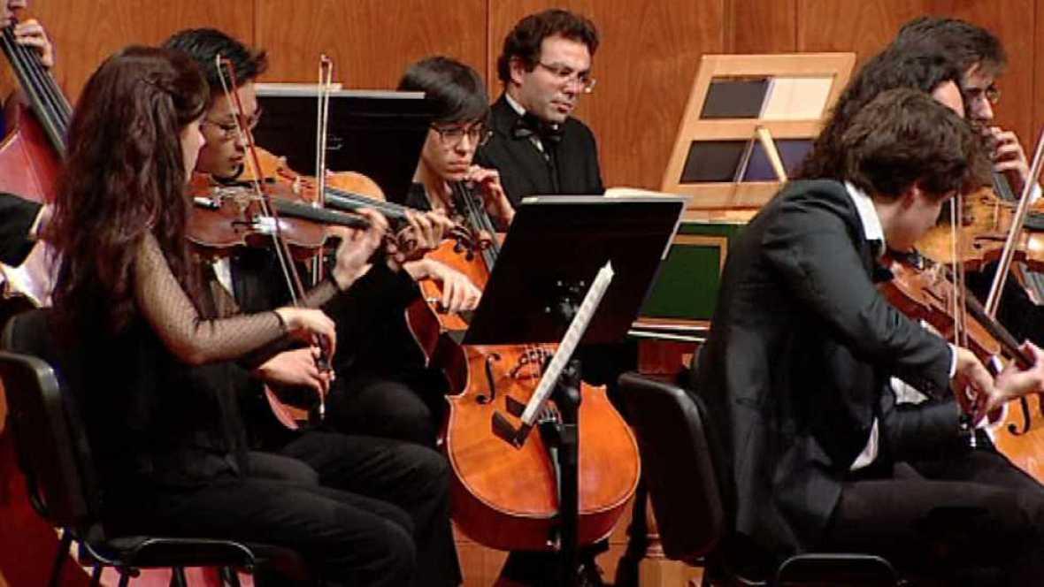 Los conciertos de La 2 - Fundación Albéniz: Camerata Escuela Reina Sofía - ver ahora