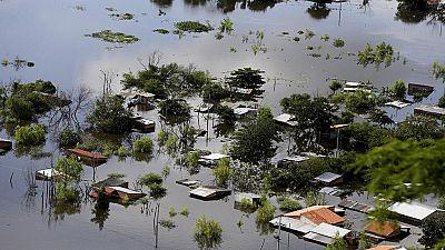 Las inundaciones en Latinoameríca causan ya cuatro muertos y 140.000 desplazados