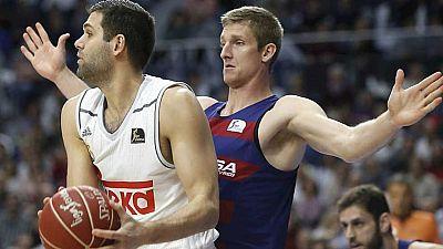 Baloncesto - Liga ACB. 13� jornada: Real Madrid - FC Barcelona Lassa - ver ahora