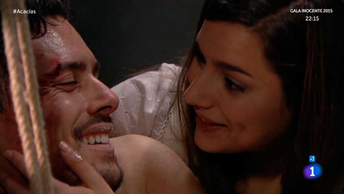 Acacias 38 - Germán tiene una ensoñación con Manuela
