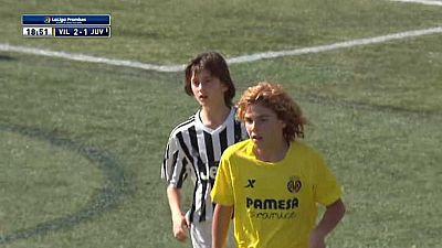 Fútbol - XX Torneo Internacional LaLiga Promises Sub-12. Miami 2015: 1/4 FinaL:  Villarreal-Juventus - ver ahora