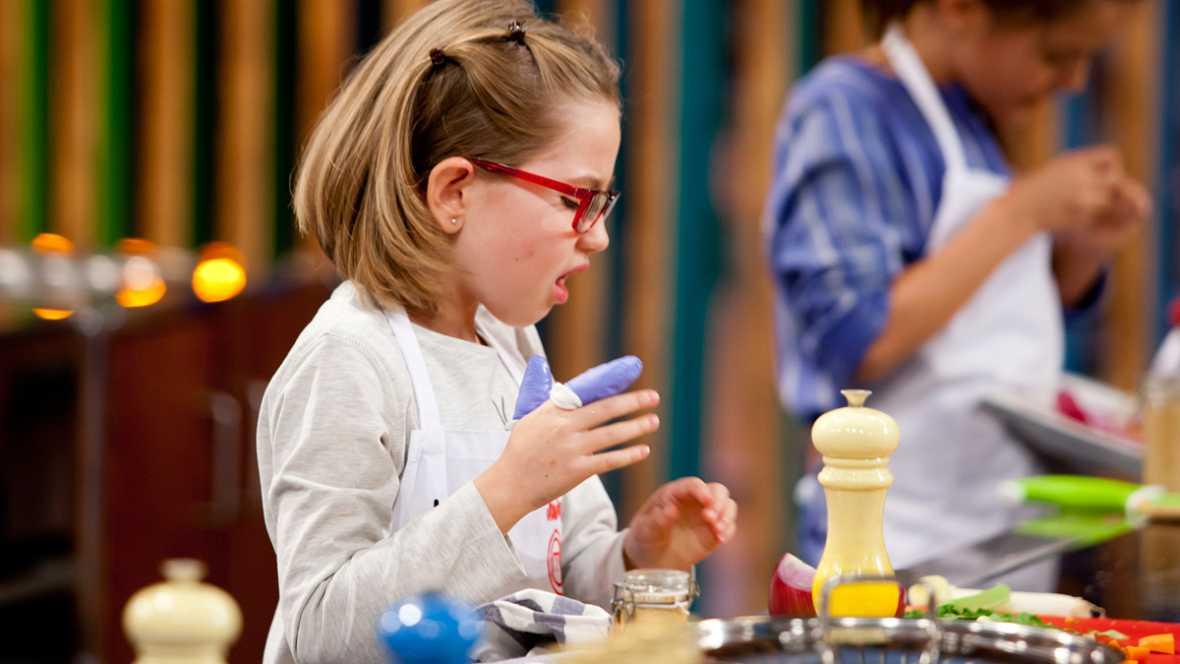 MasterChef Junior 3 - Laura abandona la competición