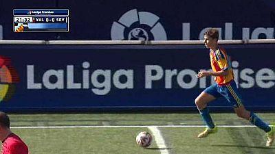 Fútbol - XX Torneo Internacional LaLiga Promises Sub-12. Miami 2015: 1ª Semifinal - ver ahora