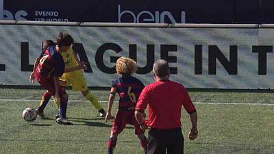 Fútbol - XX Torneo Internacional LaLiga Promises Sub-12. Miami 2015: 2ª Semifinal - ver ahora