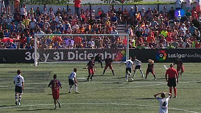 Fútbol - XX Torneo Internacional LaLiga Promises Sub-12. Miami 2015 Final: Valencia - Barcelona - Ver ahora