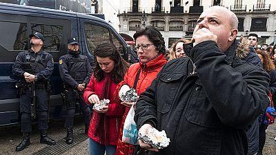 Madrid celebra las preuvas mientras que en Nueva Zelanda ya han iniciado el nuevo año