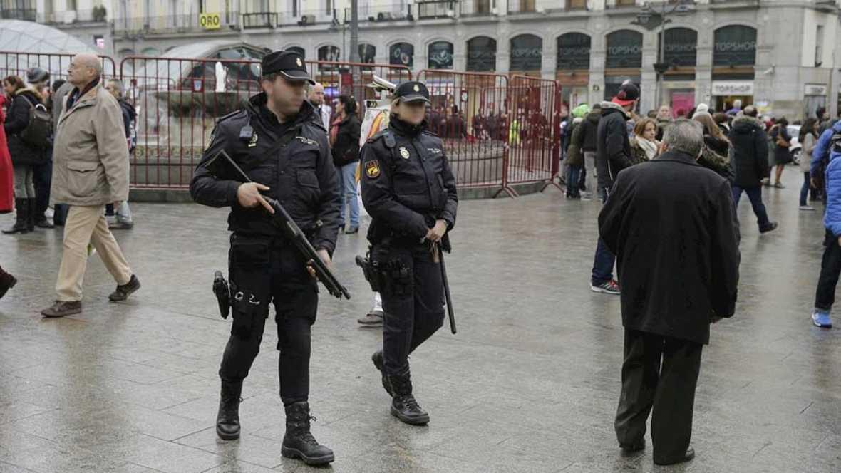 Primera Nochevieja en la que se limita el aforo de la Puerta del Sol a 25.000 personas