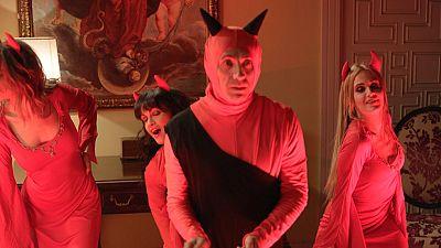 El Resplandor. Especial Mota - El diablo visita al Papa Francisco