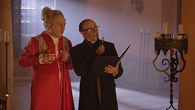 El Resplandor. Especial Mota - Montoro visita al conde Drácula