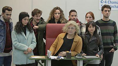 El Resplandor. Especial Mota - El despacho de Manuela Carmena
