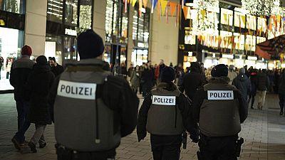 La alerta por la amenaza terrorista obliga a reforzar la seguridad en Año Nuevo en las capitales europeas