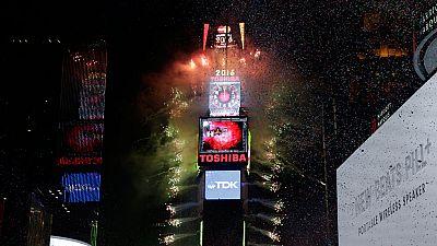 Despliegue policial sin precedentes en Nueva York en las celebraciones de Año Nuevo