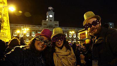 La Nochevieja en España, una geografía de variedad, originalidad y fuegos artificiales