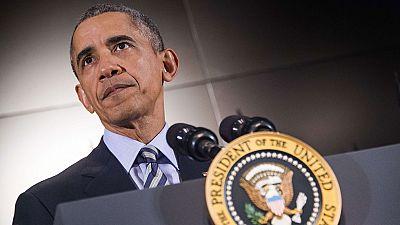 Obama afronta 2016 con el cierre de la prisión de Guantánamo entre sus retos