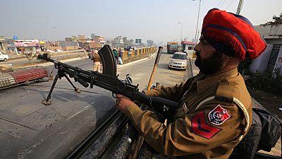 Al menos siete muertos en ataque a una base de las Fuerzas Aéreas indias