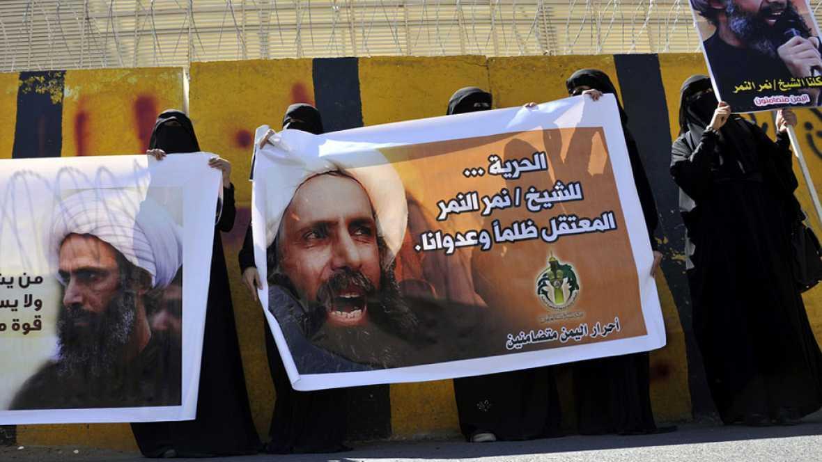 Arabia Saudí ejecuta a uno de los principales líderes chiíes