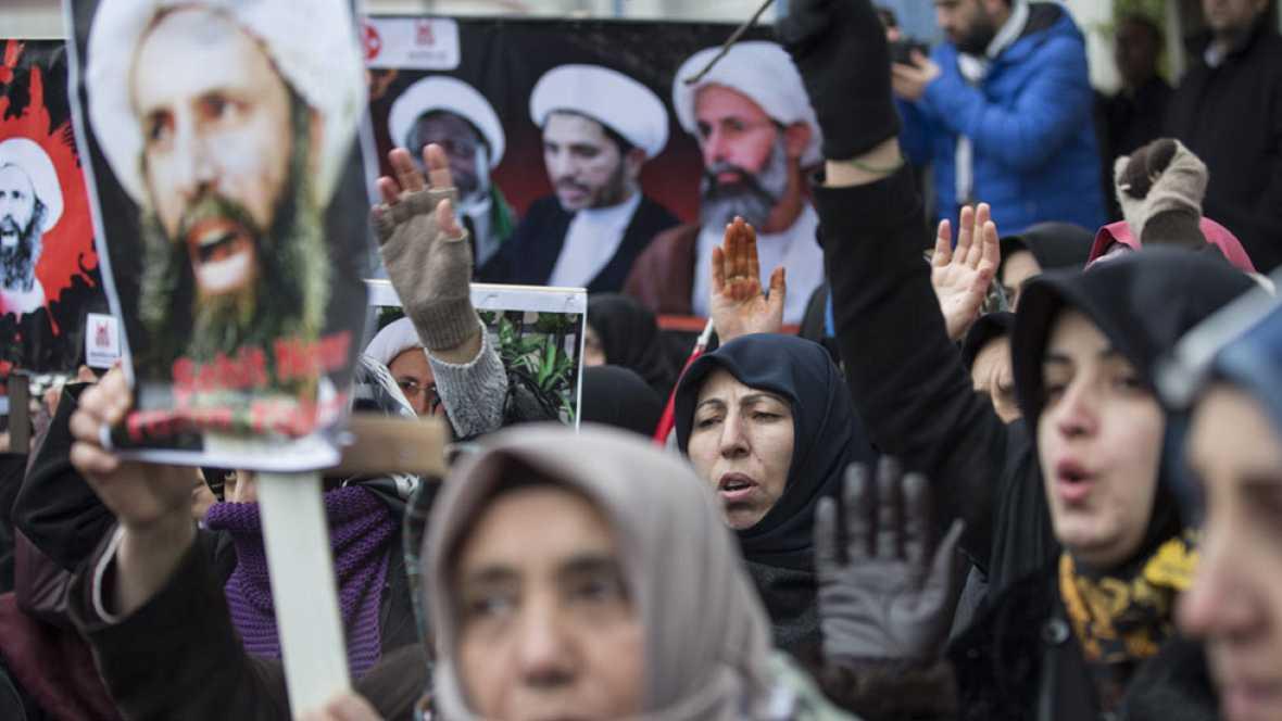 Críticas por la falta de garantías en el juicio de Al Nimr