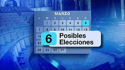 Las fechas clave en Cataluña para la posible celebración de nuevas elecciones