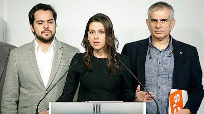 La mayoría de la oposición en el Parlament ve con buenos ojos unas nuevas elecciones en Cataluña