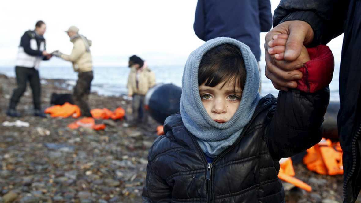 La agencia Reuters nos presenta el resumen fotográfico de 2015