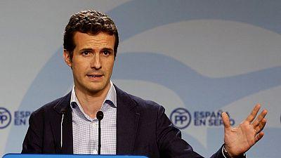El PP cree que los datos de paro demuestran la recuperación y el PSOE habla de legislatura perdida en este aspecto