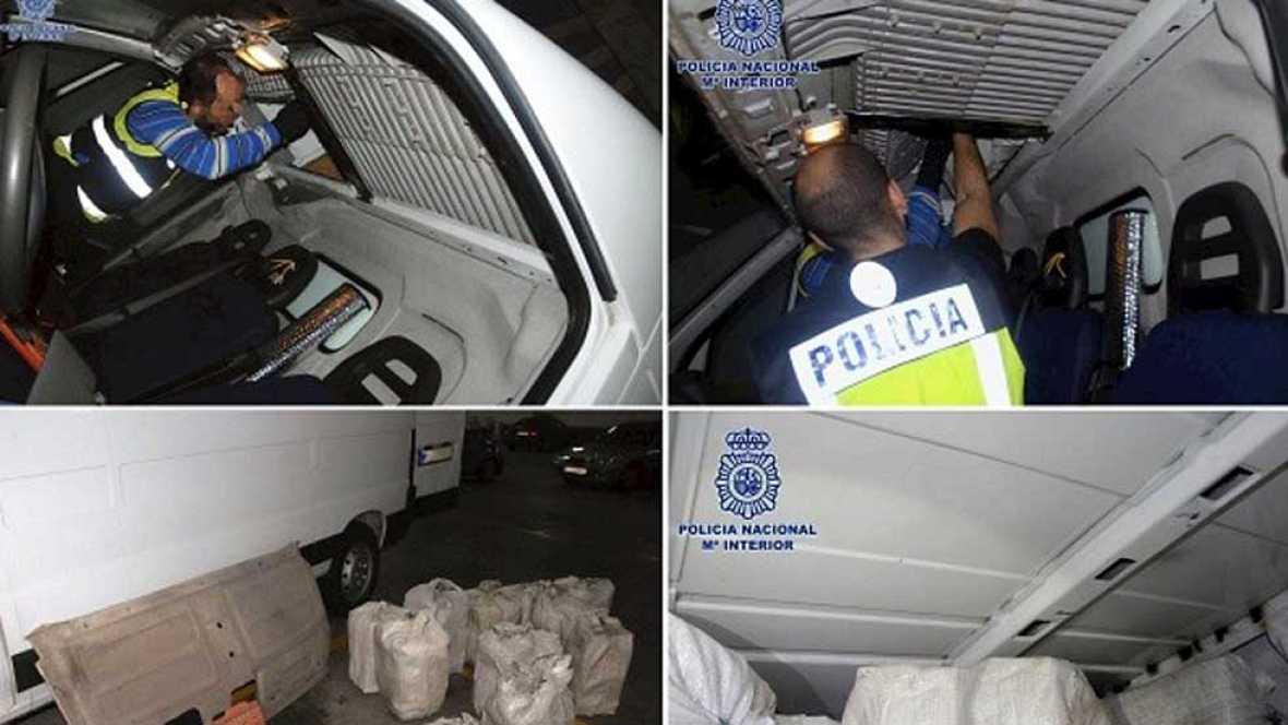 3.000 kilos de cocaína incautados tras desmantelar una de las redes más operativas de Europa