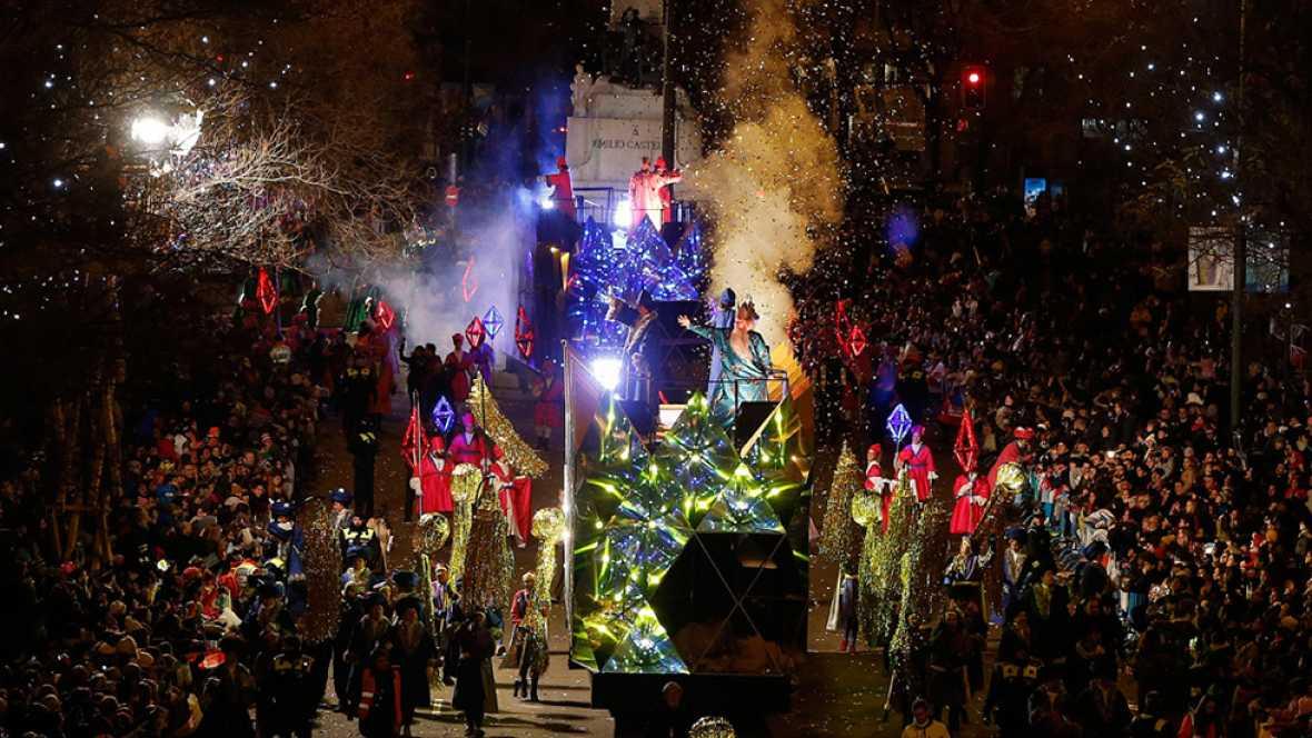 Los Reyes Magos están preparados para llenar las casas de juguetes e ilusión