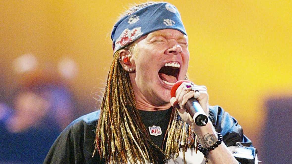 Guns N' Roses confirma su regreso en el festival Coachella
