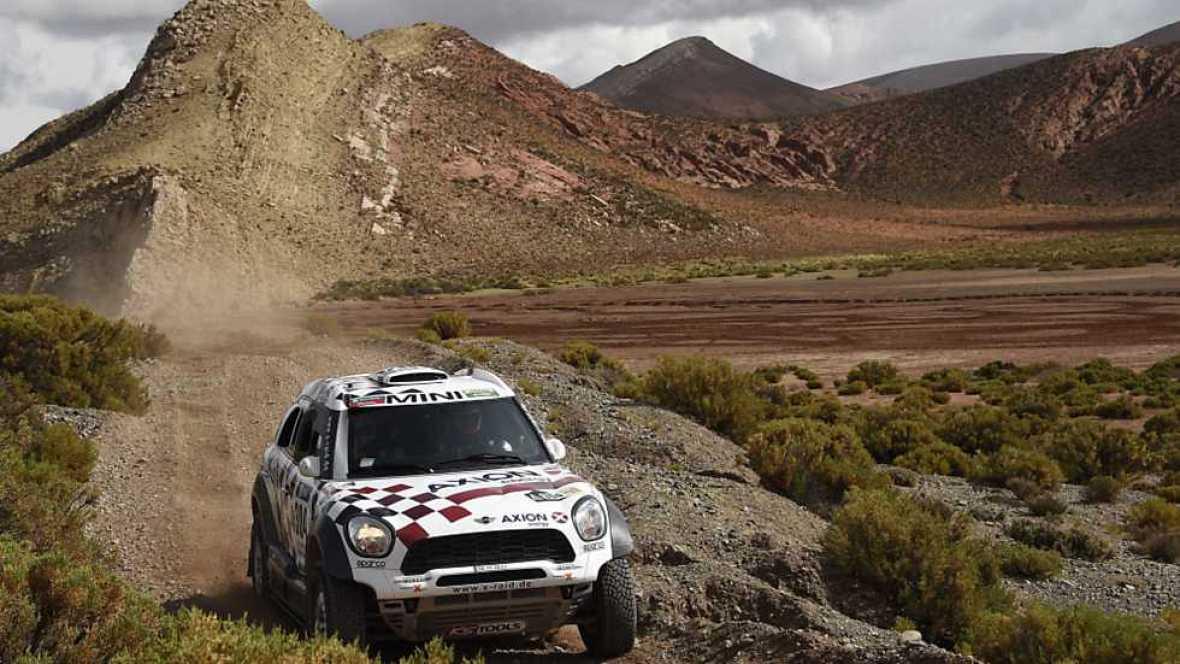 Rally Dakar 2016 - 4ª etapa: San Salvador de Jujuy - San Salvador de Jujuy - ver ahora