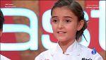 María, ganadora de Masterchef Junior 3, en 'La mañana'