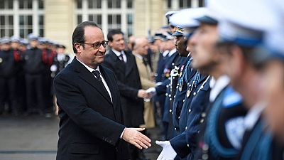 Francia recuerda a las 17 víctimas de los atentados de la sede de Charlie Hebdo