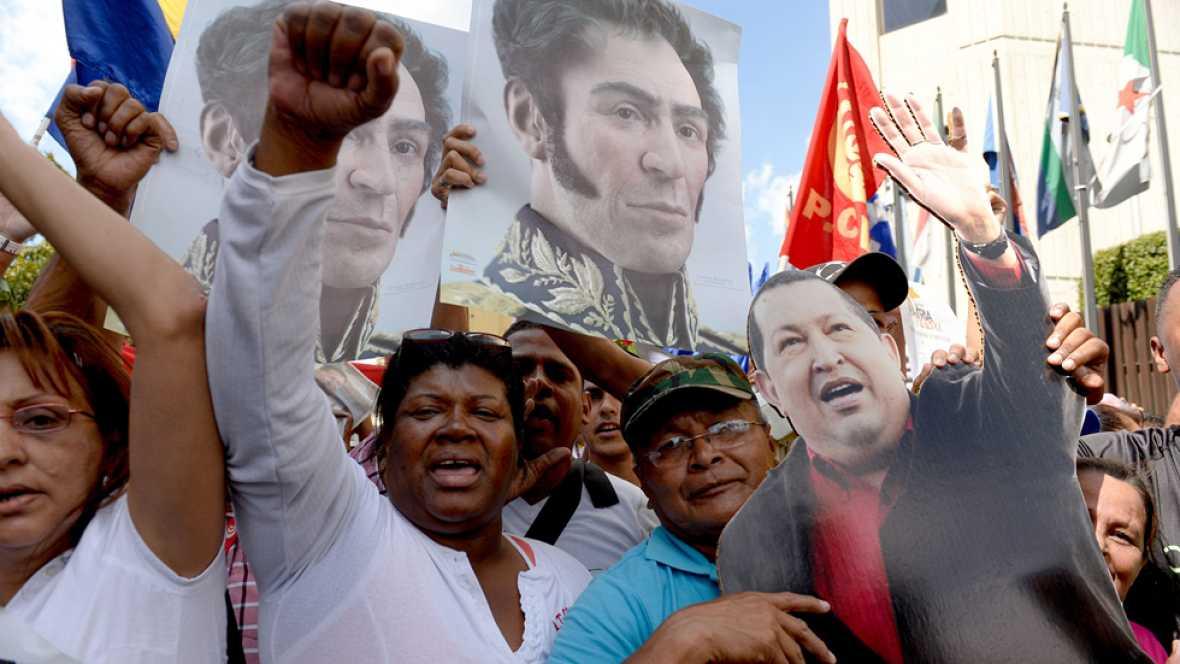 El remodelado gobierno de Maduro opone argumentos económicos al parlamento electo