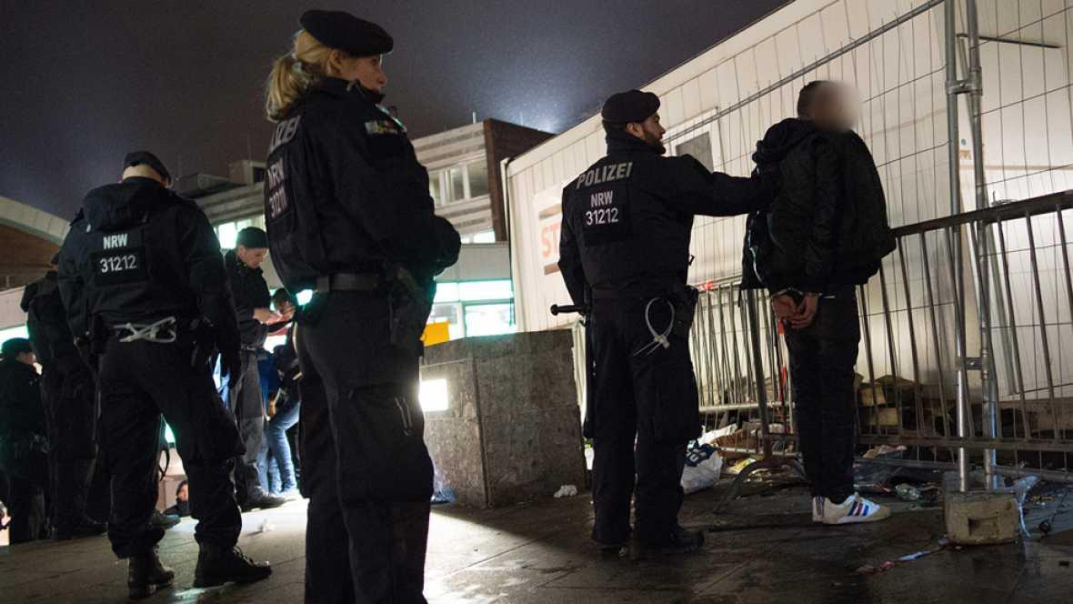 Identificados 31 sospechosos por actos violentos, lesiones y robos en Colonia esta nochevieja