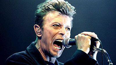 """David Bowie publica nuevo álbum con el título """"Blackstar"""""""