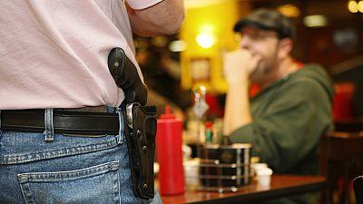 La nueva ley de armas de Texas levanta polémica