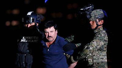 'El Chapo' Guzmán regresa al penal del que se fugó en julio