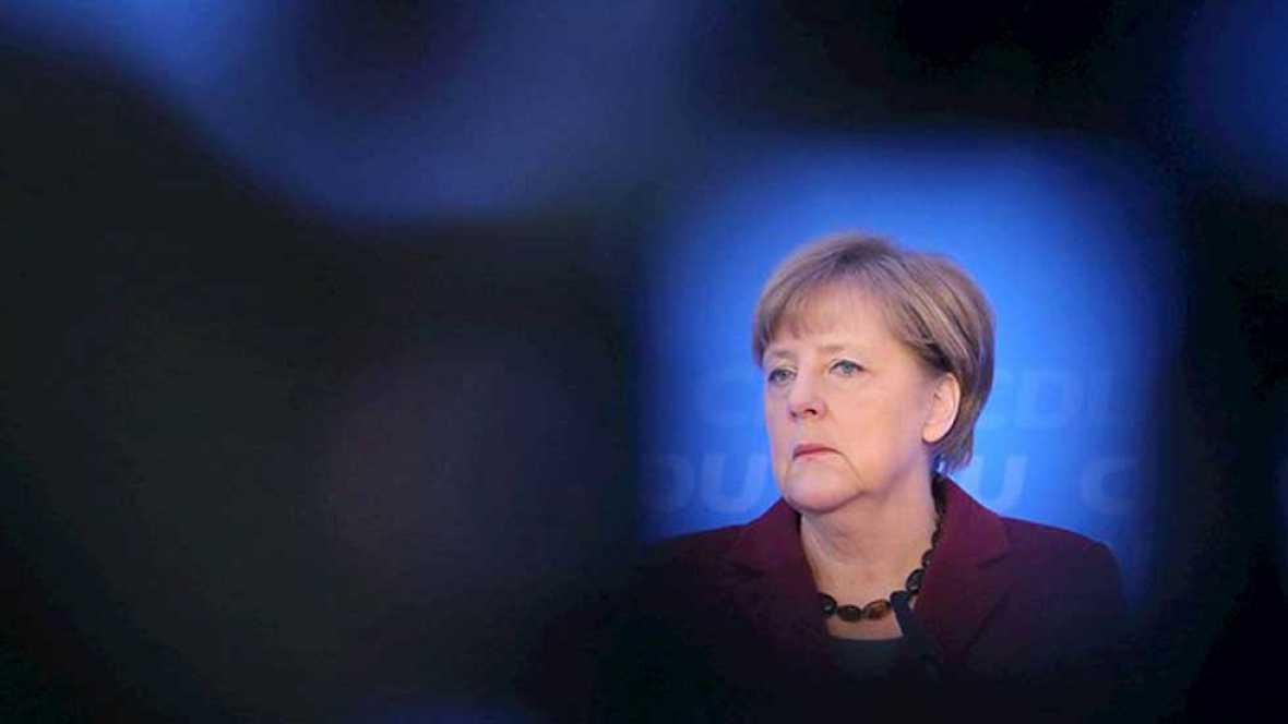 Merkel defiende endurecer la ley de asilo para los refugiados que cometan crímenes