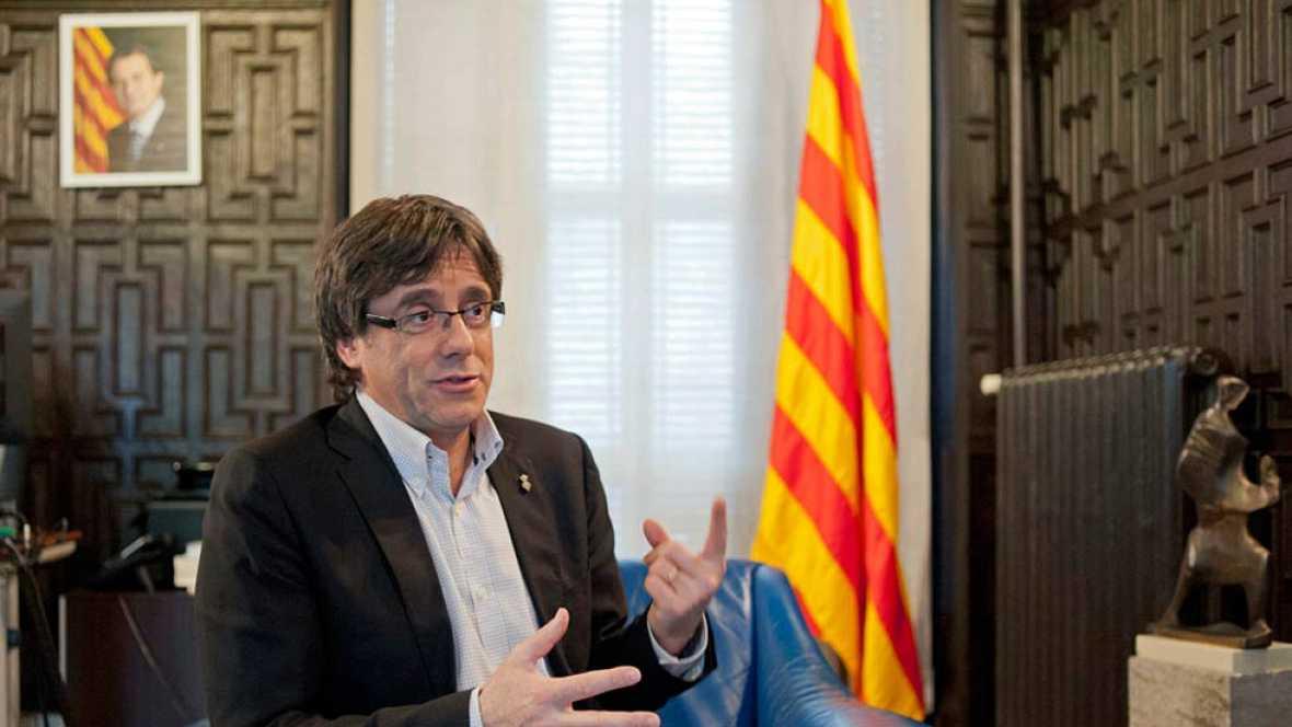 Carles Puigdemont, el periodista que presidirá la Generalitat